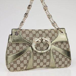 Gucci dragon bag designed by Tom Ford